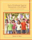 Early Childhood Special Education-0 to 8 Years