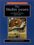 The Stalin Years 9780719046001