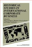 Historical Studies in International Corporate Business 9780521356008