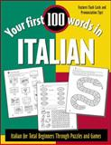 Your First 100 Words in Italian 9780071396011