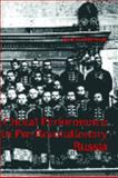 Choral Performance in Pre-Revolutionary Russia 9780962946028