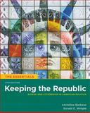 Keeping the Republic 4th Edition