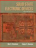 Solid State Electronic Devices 7th Edition