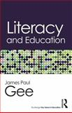 Literacy and Education 1st Edition
