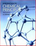 Introduction to Chemical Principles 10th Edition