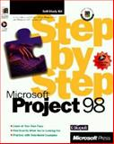 Microsoft Project 98 Step by Step 9781572316058
