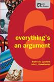 Everything's an Argument 6th Edition