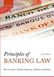 Principles of Banking Law 9780199276080