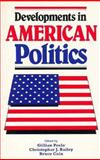 Developments in American Politics 9780312076092