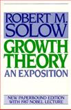 Growth Theory 9780195056099