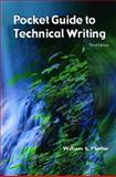 A Pocket Guide to Technical Writing 9780130476111