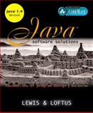 Java Software Solutions, Java 1. 4 Edition 9780321286116