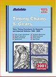 2001 Timing Chains and Gears Manual 9781893026117