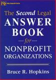 The Second Legal Answer Book for Nonprofit Organizations 9780471296126