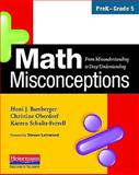 Math Misconceptions 1st Edition