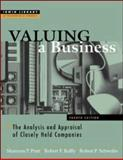 Valuing a Business 9780071356152