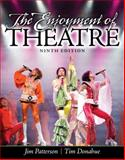 The Enjoyment of Theatre 9780205856152