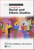 A Companion to Racial and Ethnic Studies 9780631206163