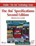 The Jini Specifications 9780201726176
