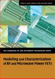 Modeling and Characterization of RF and Microwave Power FETs 9780521336178