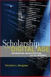 Scholarship in the Digital Age 9780262026192