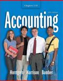 Accounting Chapters 1-18 9780131456198