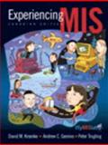 Experiencing MIS, First Canadian Edition 9780132396202