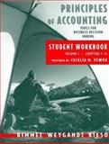 Principles of Accounting, with Annual Report, Student Workbook, Vol. I 9780471476207