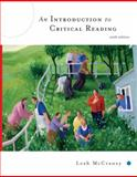 An Introduction to Critical Reading 9781413016215