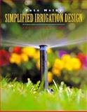 Simplified Irrigation Design 2nd Edition