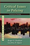 Critical Issues in Policing 6th Edition