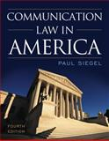 Communication Law in America 4th Edition