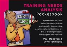 The Training Needs Analysis Pocketbook 9781903776247