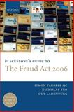 The Fraud Act 2006 9780199296248
