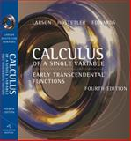 Calculus of a Single Variable 9780618606252
