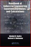 Industrial Engineering Equations, Formulas, and Calculations 9781420076271