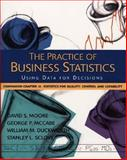 The Practice of Business Statistics Companion - Statistical Quality 9780716796275