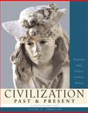 Civilization Past and Present 9780321236289
