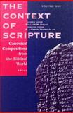 The Context of Scripture 9789004096295