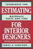 Estimating for Interior Designers 2nd Edition