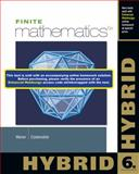 Finite Mathematics, Hybrid (with Enhanced WebAssign with EBook LOE Printed Access Card for One-Term Math and Science) 6th Edition