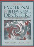 Emotional and Behavioral Disorders 9780205166329