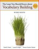 The Least You Should Know about Vocabulary Building 7th Edition