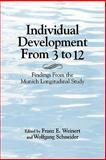 Individual Development from 3 To 12 9780521176347