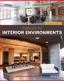 Materials for Interior Environments 2nd Edition