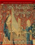 The Western Humanities, Volume 1 9780073136370