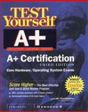 Test Yourself A+ Certification 9780072126372