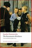 The Karamazov Brothers 9780199536375