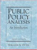 Public Policy Analysis 9780130976390
