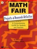 Math Fair Projects and Research Activities 9780865306394